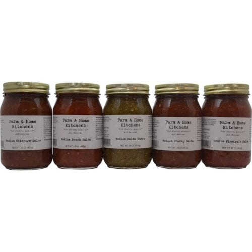Farm & Home Kitchens Salsas